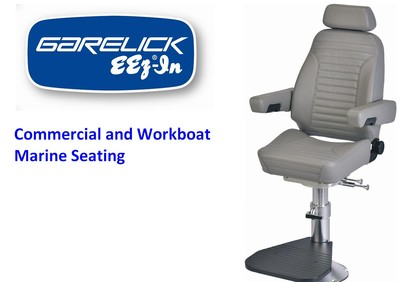 Garelick EEz-In Commercial and Workboat Marine Seating